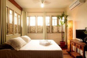 Rio de Janeiro hotel room