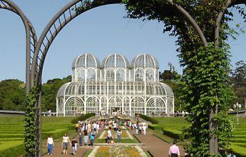 Botanical Gardens of Curitiba