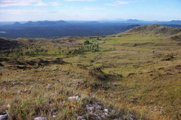 Northern Roraima landscape