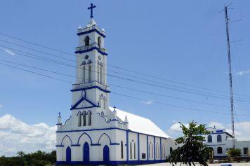 Salesian church at São Gabriel da Cachoeira