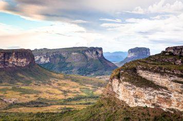 Três Irmãos mountains