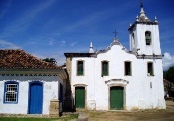 Paraty: Nossa Senhora das Dores church