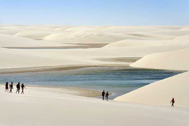 Dunes, Lagoons and the Ocean - Brazil's Picturesque Northeast
