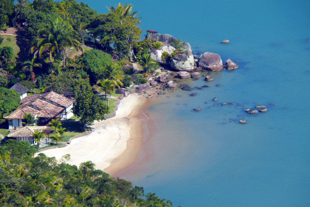Brazil tours to Rio's Green Coast