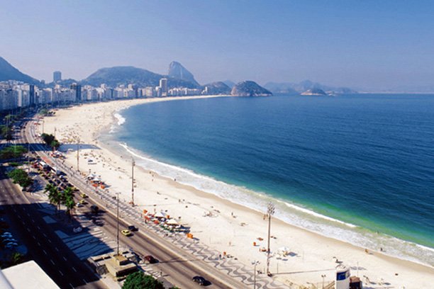 brazil vacation packages Copacabana