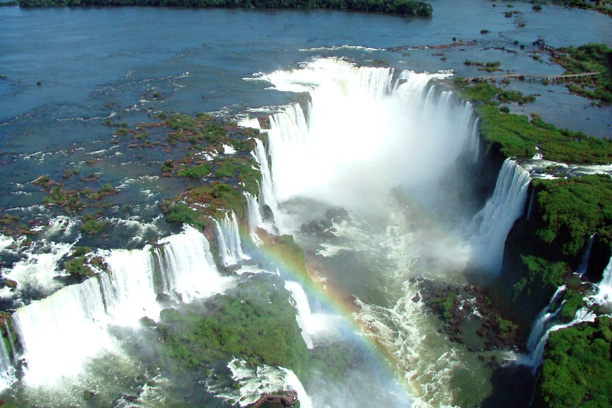 tour to The Iguaçu Waterfalls