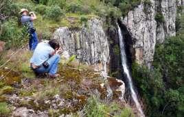 The Funil cascade