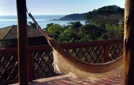 Suite at Praia do Rosa Beach Resort