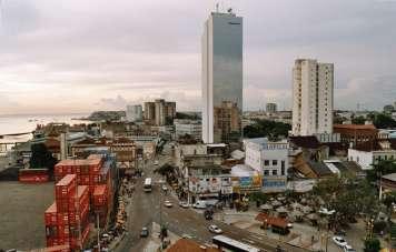 Downtown Manaus