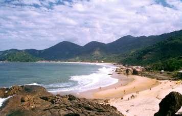 Beach of Trinidade