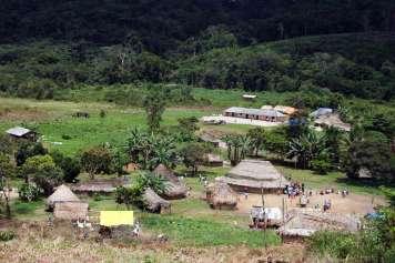 Indio village of Paraitepuy