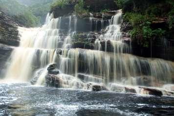 Cachoeira do Capivara waterfall