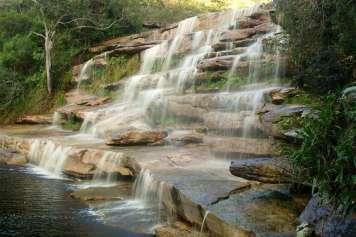 Poção waterfall