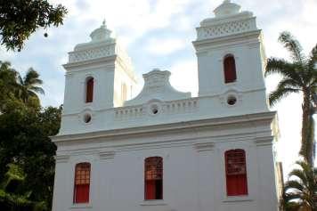 Solar do Unhão chapel